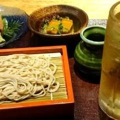 蕎麦セット 1000円